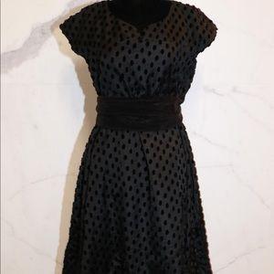 Marc By Marc Jacobs Swiss-dot dress